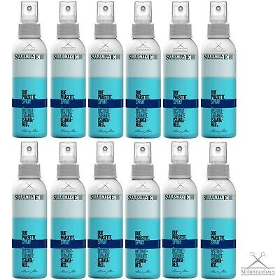 (22,04/1L) SONDERPREIS 12 x 150ml Selective DUE PHASETTE Haarkur 2-Phasen Spray