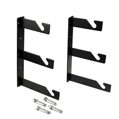 Wall Ceiling mount Background Support System Triple Hooks Bracket Roller Studio