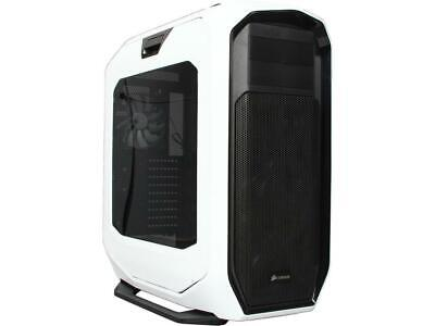 Corsair Graphite Series CC-9011059-WW Black / White Steel ATX Full Tower 780T Fu