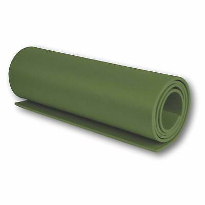 Foam Camping Mat Olive Green 3 Seasons Military Army Sleeping Bed Roll Mat