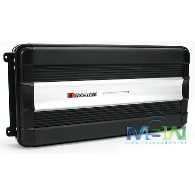 NAKAMICHI PM-360.4 4-CHANNEL CLASS A/B CAR AUDIO STEREO AMPLIFIER AMP PM360.4