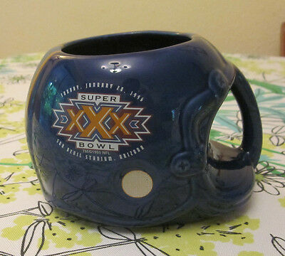 Maxwell House Commemorative Super Bowl XXX Coffee Cup 1996