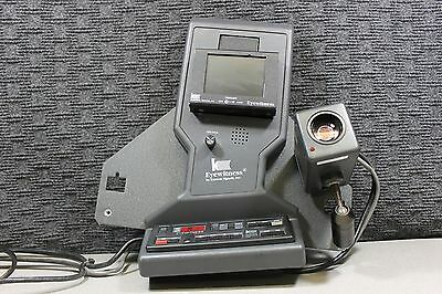 Kustom Signals Eyewitness Police In Car Video Camera Recording Console