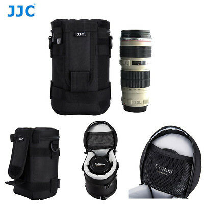 JJC Deluxe Lens Pouch Bag for CANON ZOOM LENS EF 70-200mm 1:4L USM ULTRASONIC