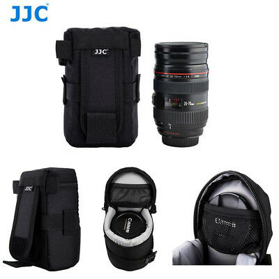 JJC Deluxe Lens Pouch Bag for Canon ZOOM LENS EF 24-70mm 100-300mm 75-300mm Lens