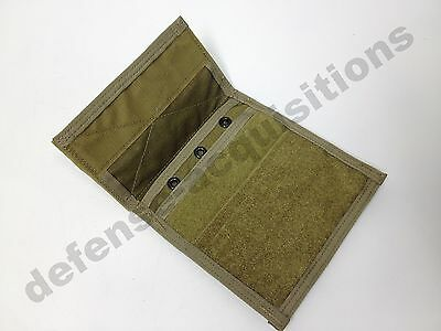 NEW Eagle Industries Allied Industries Admin Pouch Utility Pouch Khaki SFLCS