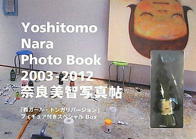 With Figure Special Box Yoshitomo Nara Photo BookPhoto Album 2003-2012