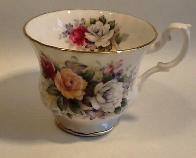 Royal Albert - Summertime Series - Broadway - Cup - Several Available