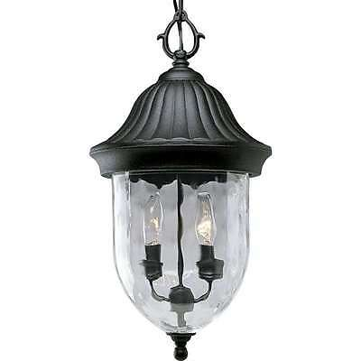 Progress P5529-31, Coventry Outdoor Hanging Light In Textured Black