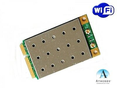 + Qualcomm Atheros AR5006EG  WLAN Mini PCI Express Notebook Karte +