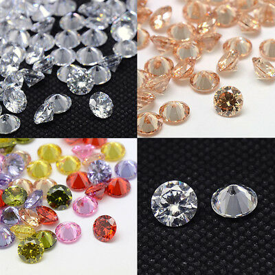 1Box Mixed Color Iron Crimp Beads Covers Wire Gap Filler Jewelry Findings 1mm Ho