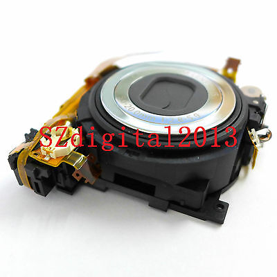 Lens Zoom Unit For Canon IXUS115 ELPH100HS IXUS117 Digital Camera Repair + CCD