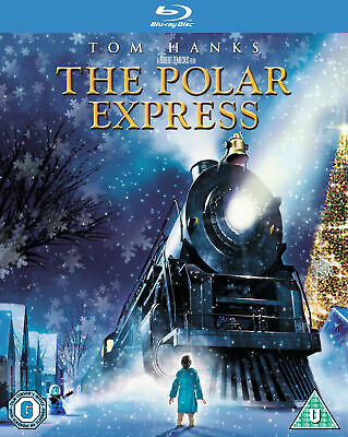The Polar Express [2004] [Region Free] (Blu-ray)