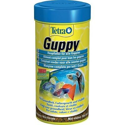 ALIMENT FLOCONS GUPPY  250 ML TETRA ref 363602