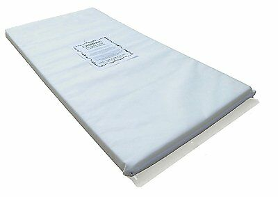 LAURA 119x59cm Baby Travel Cot Mattress 5cm Thick Fits Hauck Dream n Play