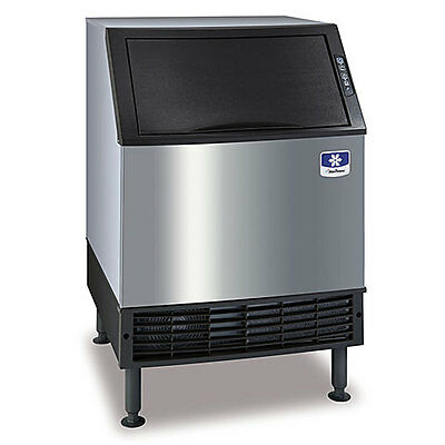 Manitowoc Commercial  Undercounter 193Lb Ice Machine Maker Half Dice  Uy-0190A