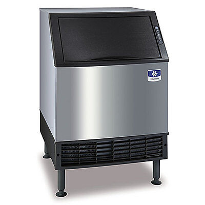 Manitowoc Commercial Undercounter 129Lb Ice Machine Maker Full Dice  Ud-0140A