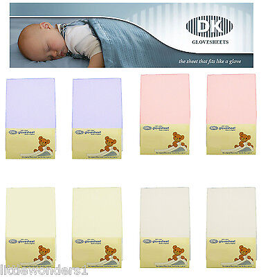 Super Soft Jersey Cotton TOP QUALITY DK Fitted Swinging Crib Sheets 89x38cm
