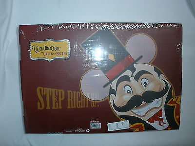 """Disney Vinylmation 3""""  Case Tray of 24-UNDER THE BIG TOP - FACTORY SEALED"""