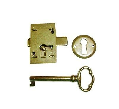 Antique Style Door/Drawer Lock Surface Mount, N8826 03