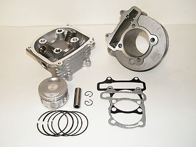 Scooter 150cc Big Bore 61mm GY6 Engine Rebuild Kit Cylinder Kit Chinese Scooter