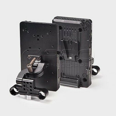 TiLTA BT-003 V-Mount Power Distributor Battery Plate Kit BMCC BMPC SONY A7S A7R2