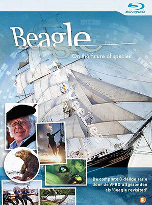 Beagle: On the Future of Species NEW Series Blu-Ray 2-Disc Set Bert Aggenbach