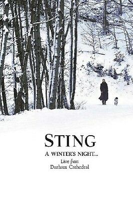 A Winter'S Night...Live From Durham Cathedral - Sting
