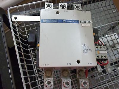 Good Used Telemechanique Square D Lc1F330  Contactor  (G6)
