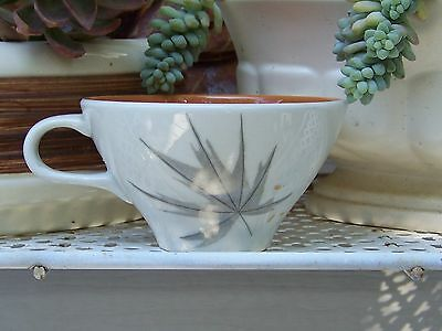 Iroquois Harvest Time Ben Seibel Flat Cup Vintage Modern Made in USA