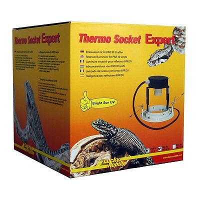 Lucky Reptile - Thermo Socket Expert - Lampenfassung Fassung Pro Keramikfassung