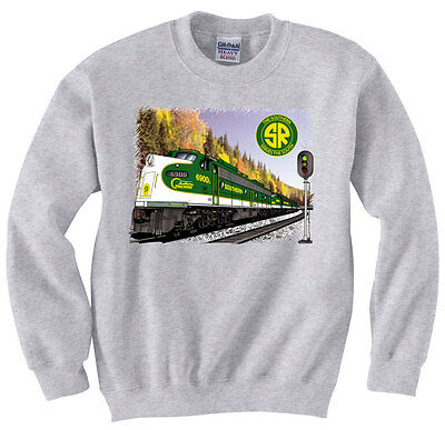 Southern Railway Crescent Limited Authentic Railroad Sweatshirt [10100]