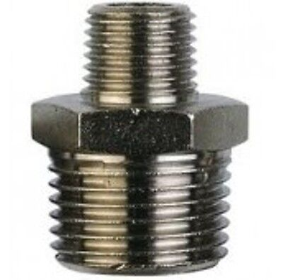 BSP Reducing Male Nipple Taper Thread inc vat