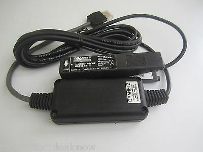 Dranetz AC Current Probe Model CT-150 Max150A-600RMS