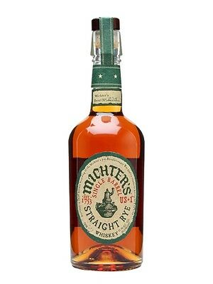 Michter's US 1 Single Barrel Straight Rye Whiskey 700ml