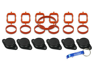6 x 32 33 mm Swirl Flap Flaps Replacement Removal Blanks Gaskets for BMW M57