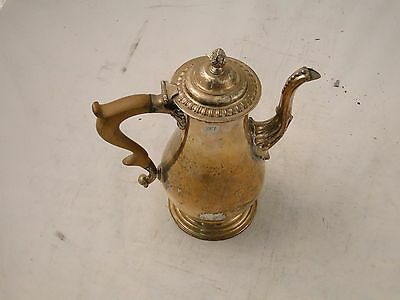 Old Sheffield Silver Plated Jug, Good Order, Great Antique Georgian Shape