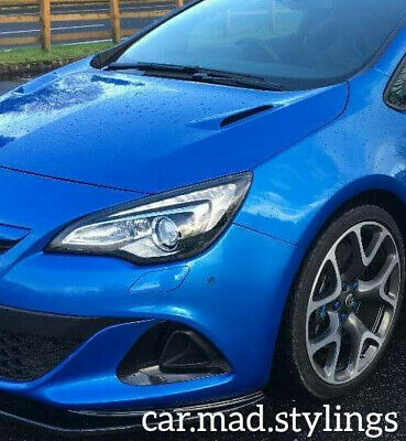 Astra GSI Style Bonnet Vents/Scoop/Air Intake