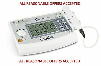 ComboCare E-Stim Ultrasound Combo | Combo Care Physical Therapy Roscoe DQ7844 ##