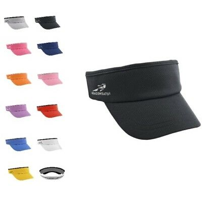 HEADSWEATS COOLMAX SUPERVISOR VISOR (Triathlon / Running / Ironman cap hat)