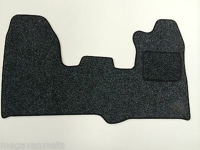 """Cab Mat to Fit The """"NEW"""" Ford Transit Custom 2013 onwards  in Anthracite."""