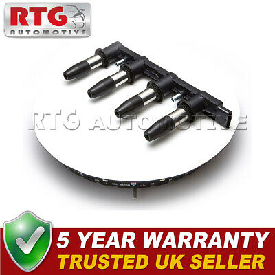 For Vauxhall Corsa Zafira Astra Signum Vectra Tigra Meriva Ignition Coil Pack