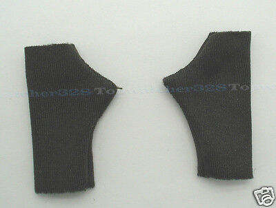 1/6 Action Figure Accessories-Green Gloves