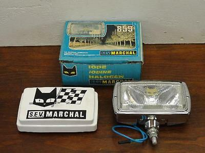 NOS S.E.V. Marchal 859GT Driving Lamp Original Box W/Papers H3 IODE Halogen