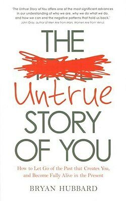 The Untrue Story of You by Bryan Hubbard NEW