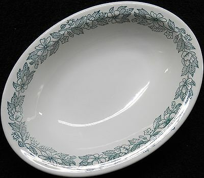 Shenango China Restaurant Ware Oval Serving Vegetable Bowl/Dish New Castle Pa.