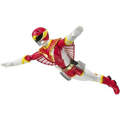 *NEW* Choujin Sentai Jetman Red Hawk S.H.Figuarts Action Figure by Bandai