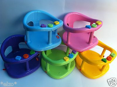 New Baby Bath Ring Tub Seat for infant kids by KETER in box help mother gift