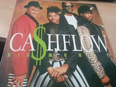"Ca$Hflow - Big Money   (12"" Vinyl Lp)"