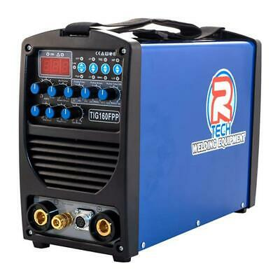 TIG Welder 160AMP DC 240V. R-Tech Tig160PDC ** 0% Finance Available**